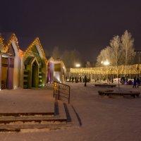 Вечерние огни :: Андрей Щетинин