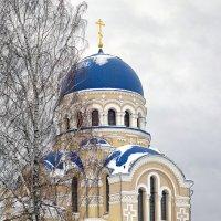 Храм в честь Успения Пресвятой Богородицы. :: Александр Назаров