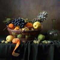 Корзина с фруктами :: Елена Татульян