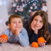 Братишка и сестричка! :: Ольга Егорова