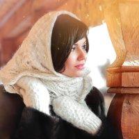 Морозное зимнее утро :: Фотохудожник Наталья Смирнова