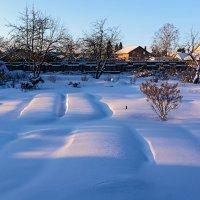 Снег :: Александр Кудров