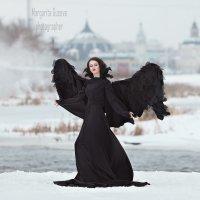 Black angel :: Маргарита Гусева