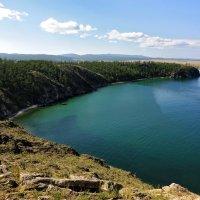 Байкал, остров Ольхон :: Евгений Карский