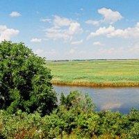 Река Челбас - 2 :: Михаил