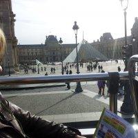 Проезжая по  Парижу :: mikhail