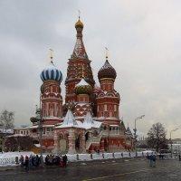 Не поверите - снимаю этот храм первый раз :: Андрей Лукьянов