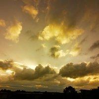 Вечернее небо :: Alexander
