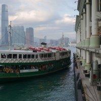Star ferry - гонконгские паромы :: Sofia Rakitskaia