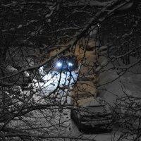 Ночь. :: Oleg4618 Шутченко