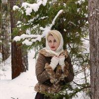А в лесу как в сказке ))) :: Александра Кох