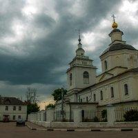 Руза. Покровская церковь (1781) :: Alexander Petrukhin