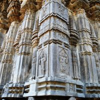 Храм тысячи колонн :: Оксана Шрикантх