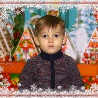 А мальчик то сурьёзный. :: Anatol Livtsov