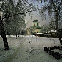 Зима, холода... :: BoykoOD