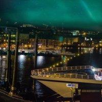 Стокгольм вечером :: Alex Sanin