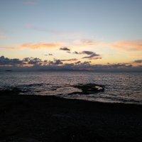Вечер у моря :: Юлия