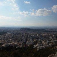 Вид с горы Ликавит :: Юлия