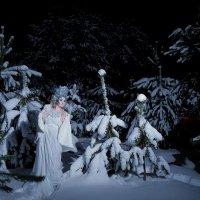 Королева Зимы :: Mitya Galiano