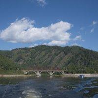 Мост на ст. Половинная :: Константин Огнев
