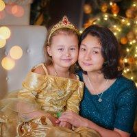 Мама со своей принцессой! :: Ольга Егорова