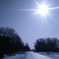 Мороз и солнце ! :: Татьяна ❧