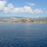 Синее море, голубое небо. :: Анна