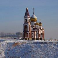 Церковь Царственных Страстотерпцев и Новомученников и Исповедников Российских :: Екатерина Торганская