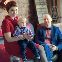 Первый годик :: Елена Заводнова