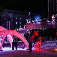 Новогодняя Пермь :: Алексей Пономарчук