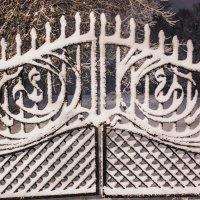 ворота летнего сада :: Сергей Кочнев