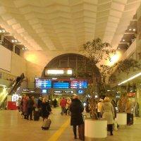 На вокзале :: Svetlana Lyaxovich