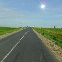 Эх , дороги ....... :: Андрей  Васильевич Коляскин