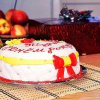 Тортик для подруги) :: Любовь