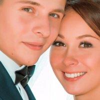 портрет жениха и невесты :: Егор Чеботаренко