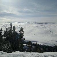 Зима в горах Адыгеи. :: Надежда