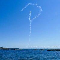 Испытание силы воли и духа летчика (авиа-шоу в Торонто) :: Юрий Поляков