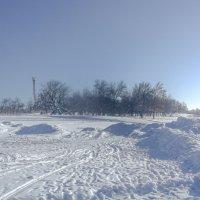 Зимний пейзаж :: Вячеслав Баширов