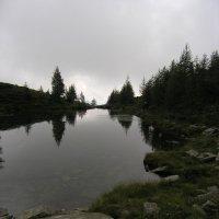 Озеро в горах :: Tanja Gerster