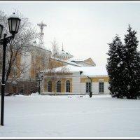Январь в городе :: muh5257