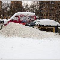 Зима в городе :: Михаил Розенберг