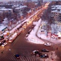 Вечерняя Самара :: Александр Алексеев