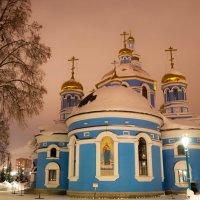 Крещение. Кафедральный Собор Рождества Пресвятой Богородицы :: Сергей Тагиров