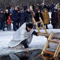 освящение воды :: юрий иванов