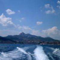 Отдых на море, Крым. Дайвинг-19. :: Руслан Грицунь