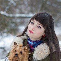 Виола и Майки :: Дина Горбачева