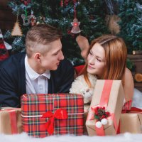 Новогоднии love story :: Ольга Щербакова