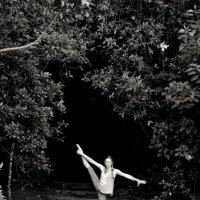 юнная гимнастка :: Natalya секрет