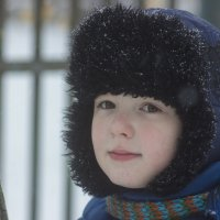 Портрет в бледных тонах :: Дмитрий Костоусов