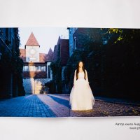 Свадебная фотокнига :: Антон Аксенов